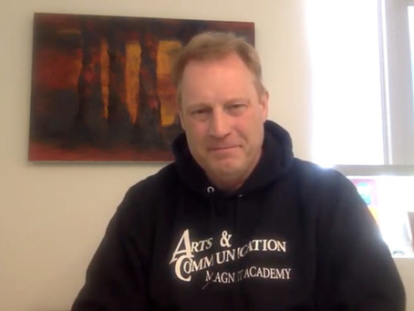 Bjorn's Monday Message - 8/24/2020