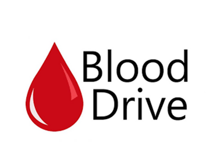 Blood Drive - Monday, June 3