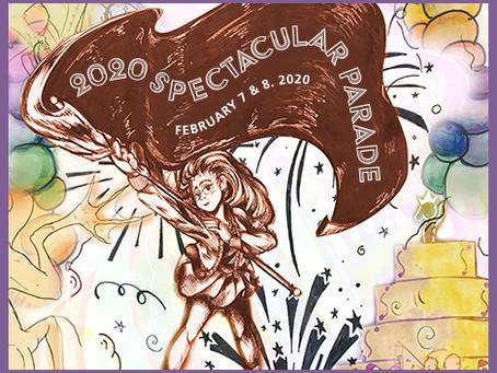 2020 Spectacular Parade