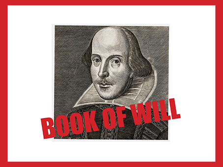 Book of Will: May 23-25