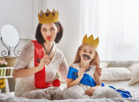 Agency Provides Interactive Virtual Fairy Tale Ball for Children and Families Across the Nation