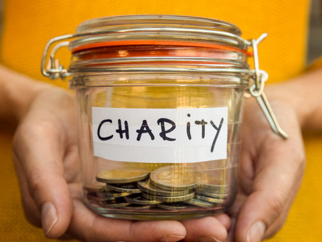 4 Reasons to Donate Stock to Charity