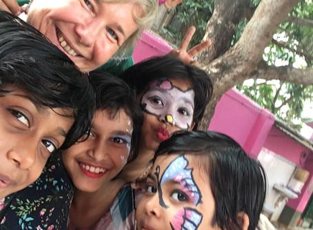 Post aus Kalkutta