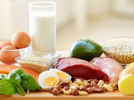 Eiweiß Kohlenhydrate Milchprodukte