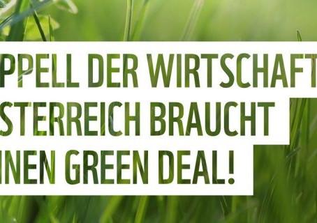 Green Deal für Österreich