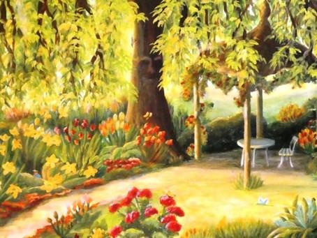 Mein Traumgarten Teil II