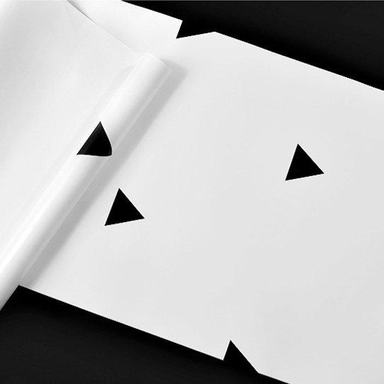 black triangles wallpaper hellocircus. Black Bedroom Furniture Sets. Home Design Ideas