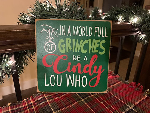 In a world of Grinches