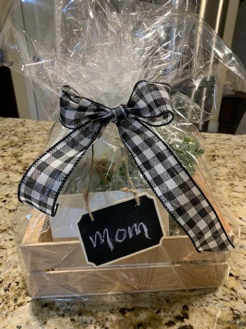 House Set Gift Basket