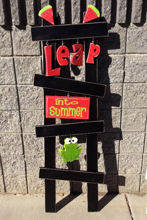 Summer Porch Ladder set