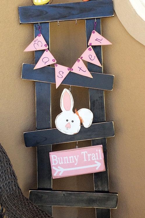 Bunny Trail ladder set