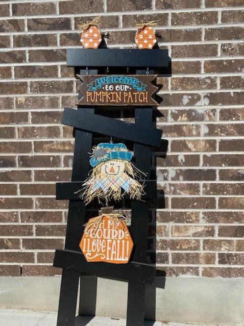 NEW Scarecrow Autumn Set