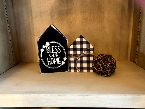 Bless our Home House Set