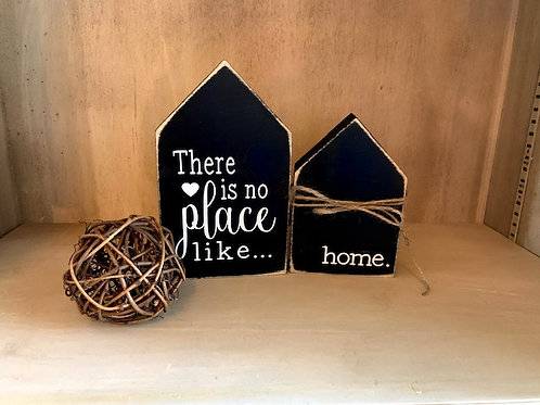 There is no place like home - House Set