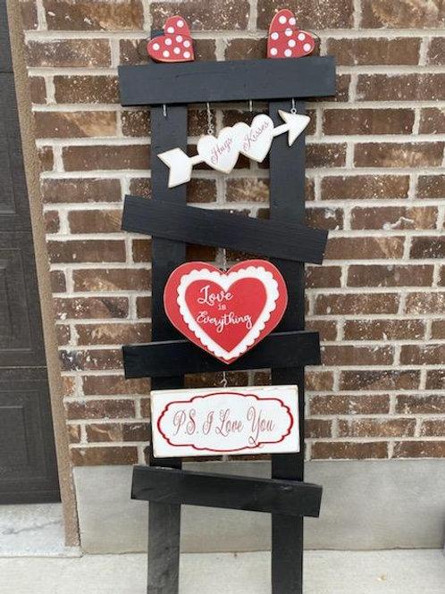 Valentines Ladder Set
