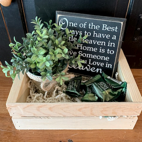 Small Gift Basket - One of the Best Ways