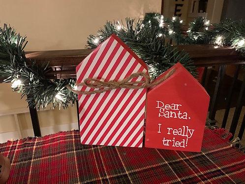 Dear Santa - House Set