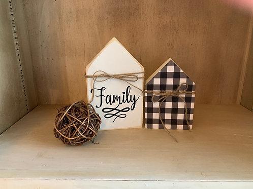 Family - House Set