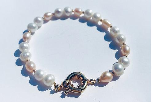 Bracelet ROMANCE Rose
