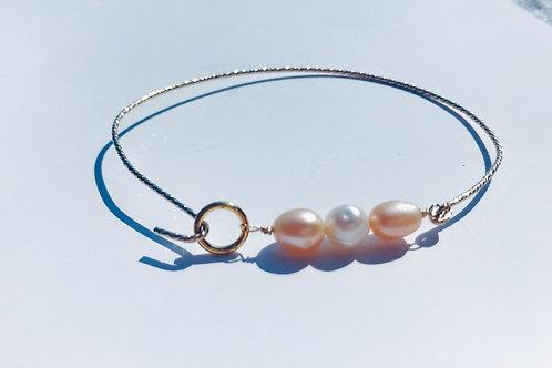 Bracelet DUNE rose