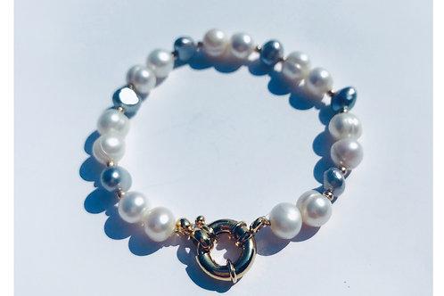 Bracelet ROMANCE Gris