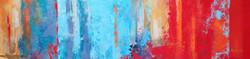 Alegría infinita 70 x 140 cm 2015
