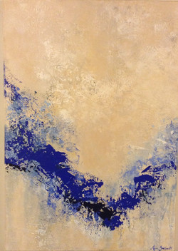 Abstracto 2 80 x 60 cm 2013