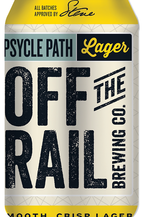 off the rail lager
