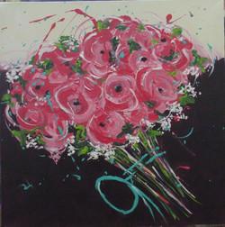 Pink Bouquet - $350