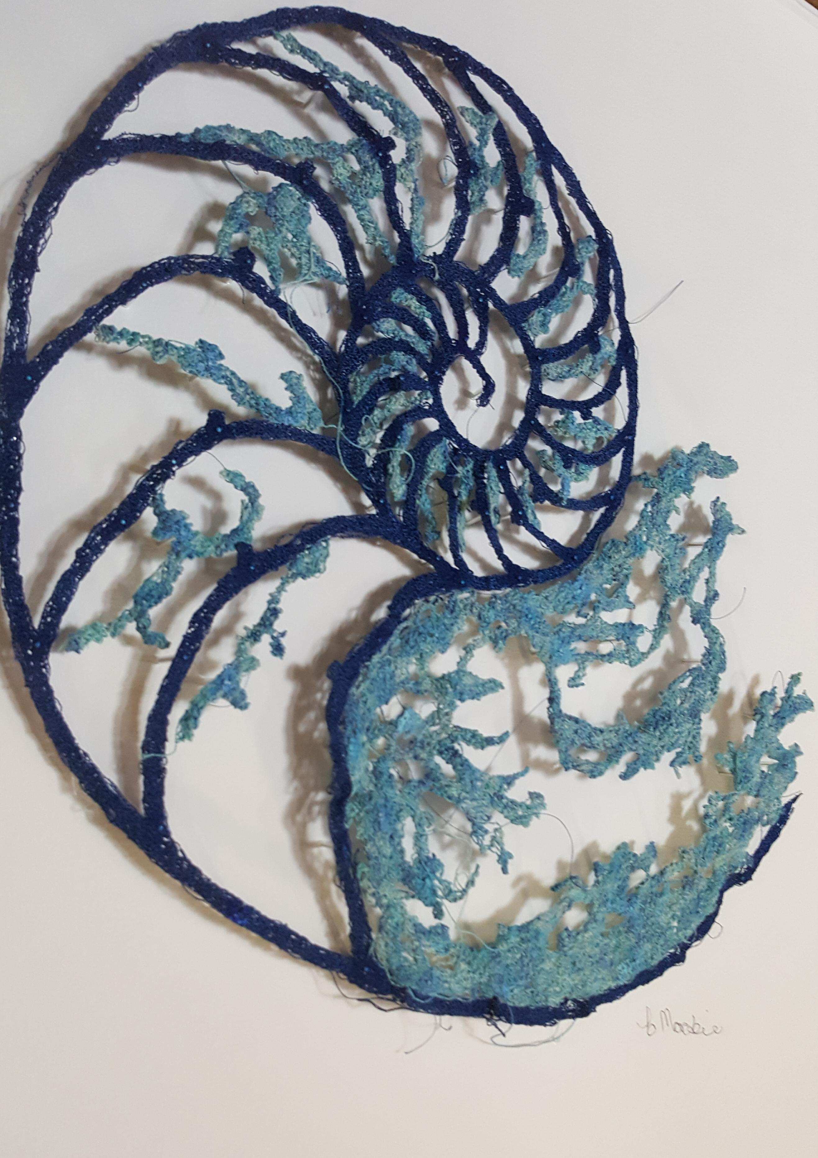 Nautilus Blue
