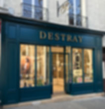 Destray opticiens versailles