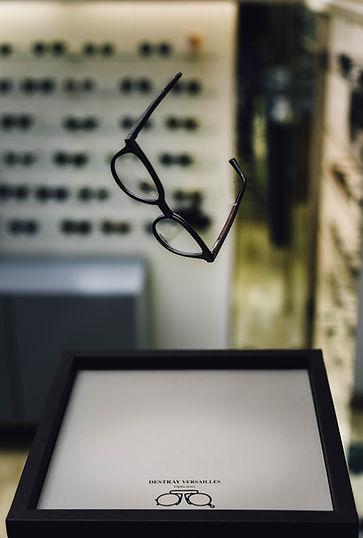 Destray Versailles opticiens lunettes
