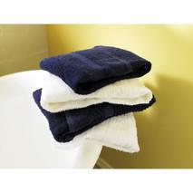 éponges, serviettes personnalisables, serviette brodée avec votre visuel