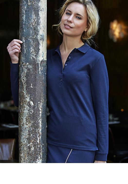 lady luxury polo femme