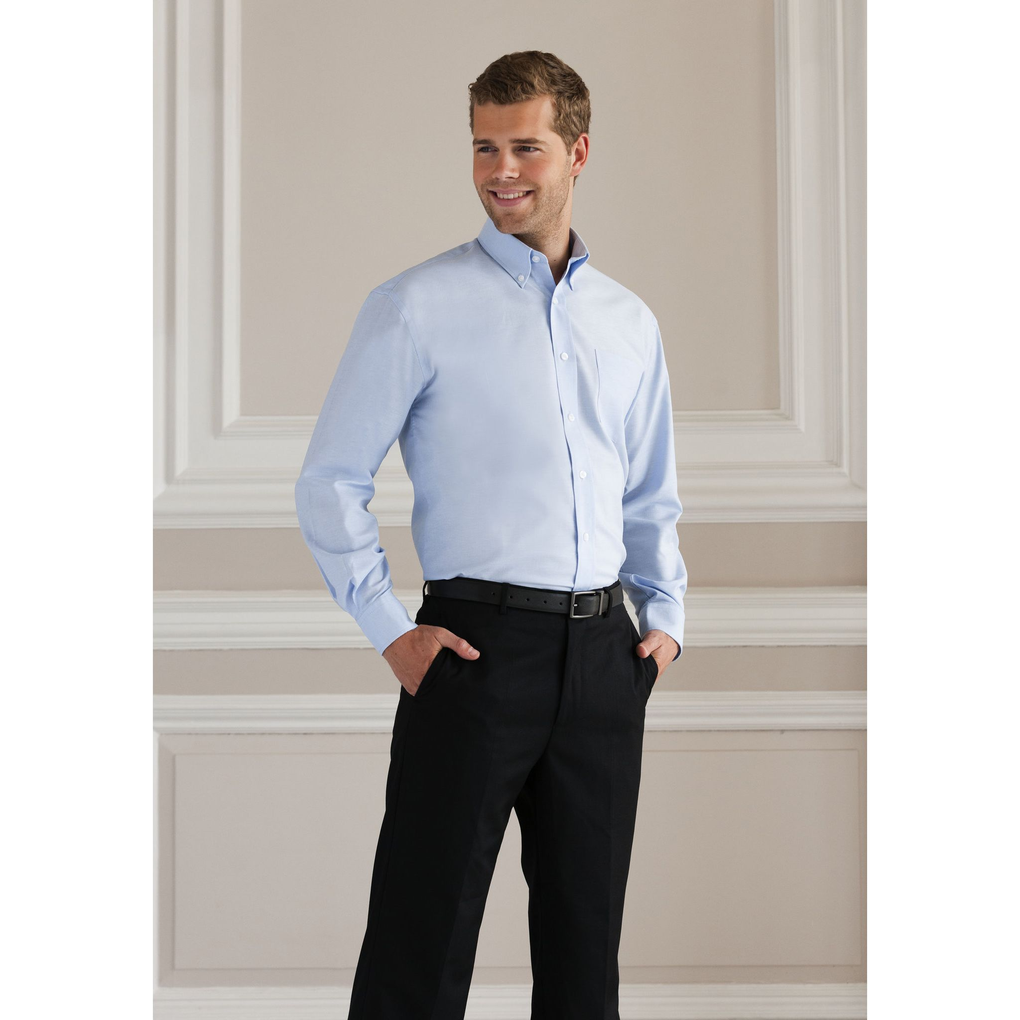 chemise-oxford-homme-