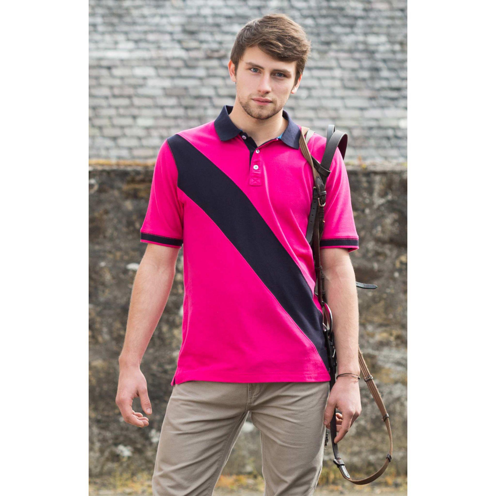 men-s-diagonal-stripe-polo-polo-pique-homme-bande-diagonale