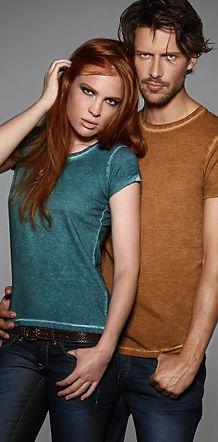 tee shirt fashion ou contrasté publicitaire à imprimer