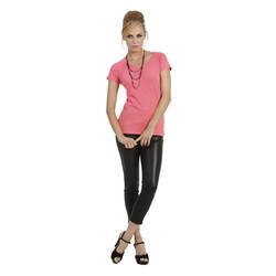 blondie-classic-women-tee-shirt-col-v-femme