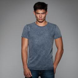 tee shirt fashion denim homme