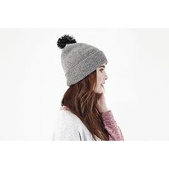 bonnets à broder, bonnets pompom brodés, bonnets en laine ou polaire publicitaire