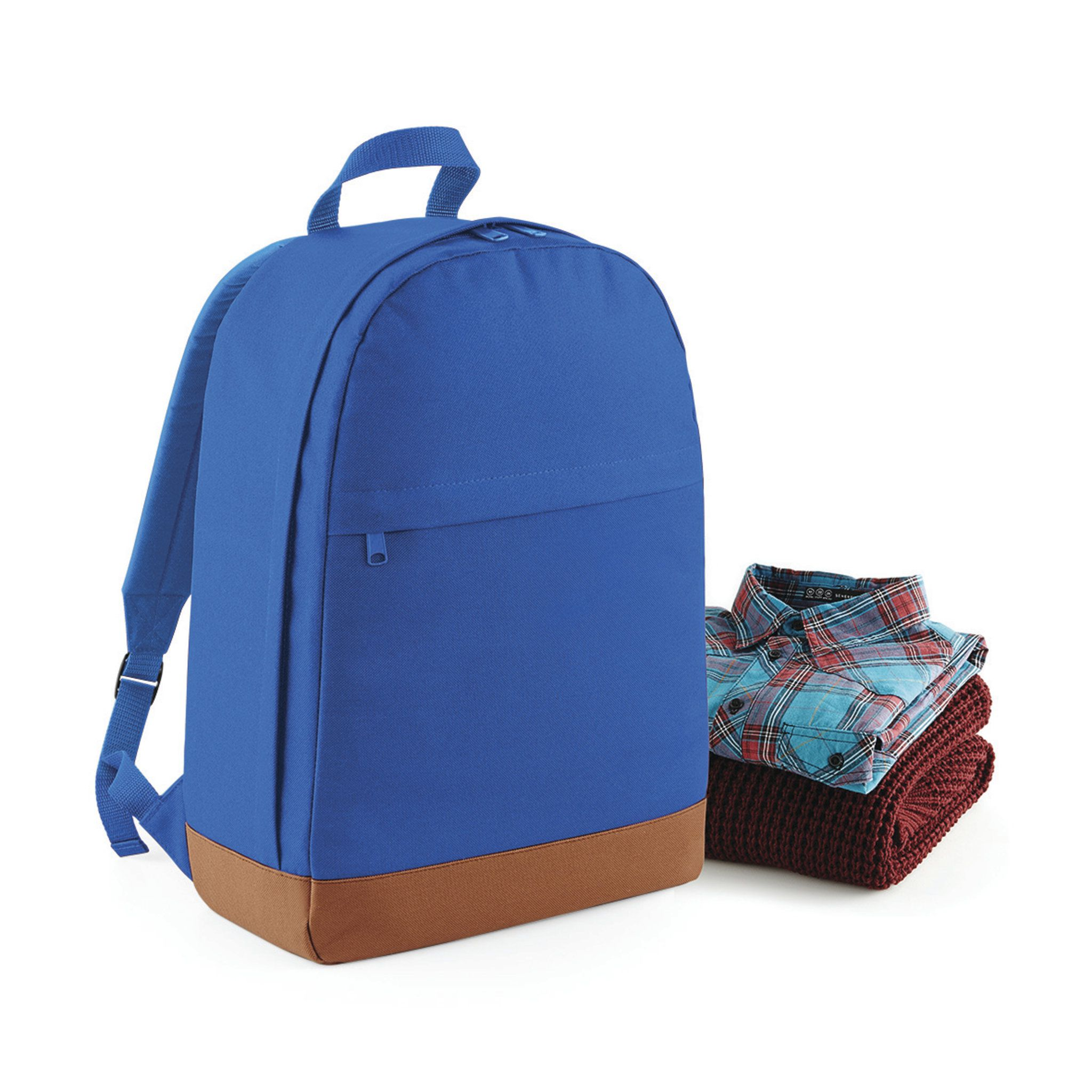 SAPHIRE BLUE & TAN