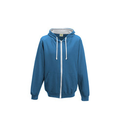 SAPPHIRE BLUE-HEATHER GREY