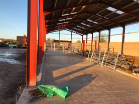 Steel Building Base