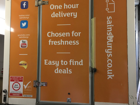 Sainsbury's and Singletons Transport