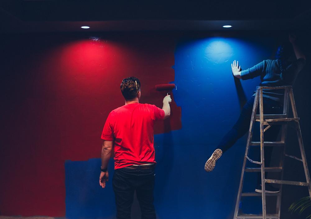 Penetrace při malování