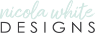 Nicola White Designs Logo-GREYTEAL 2018.