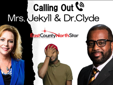 Calling out Mrs. Jekyll & Dr. Clyde