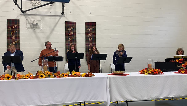 Avondale Presbyterian Church's Praise Team