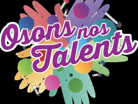 Vidéo des talents en CM2 S/L
