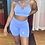 Thumbnail: Seamless Sky Blue Active Set
